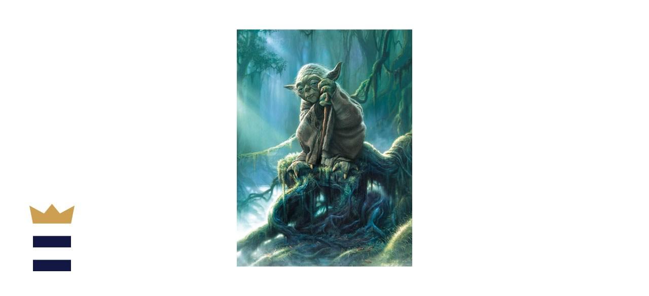 Star Wars Fine Art Collection Yoda