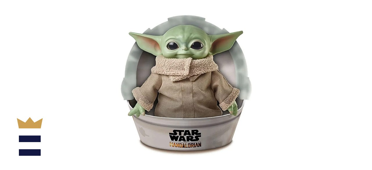 Star Wars Mandalorian The ChildStuffed Grogu Plush Baby Yoda Toy