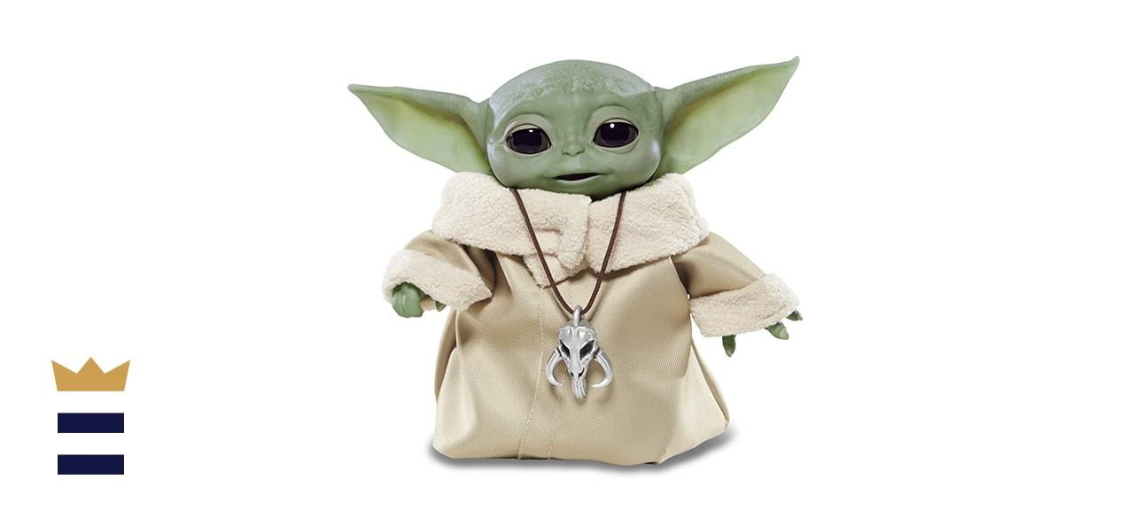 Star Wars Mandalorian The Child Animatronic Baby Yoda Toy