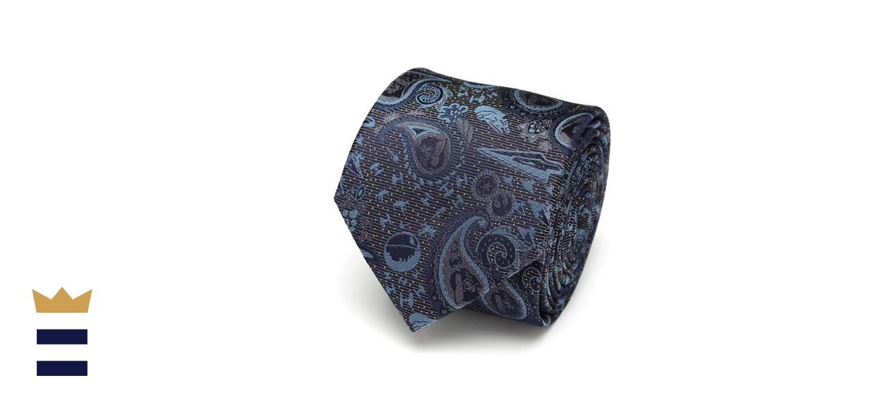 Star Wars Vader Paisley Men's Tie