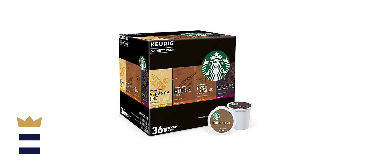 Starbucks House Blend Coffee K-Cup Pods