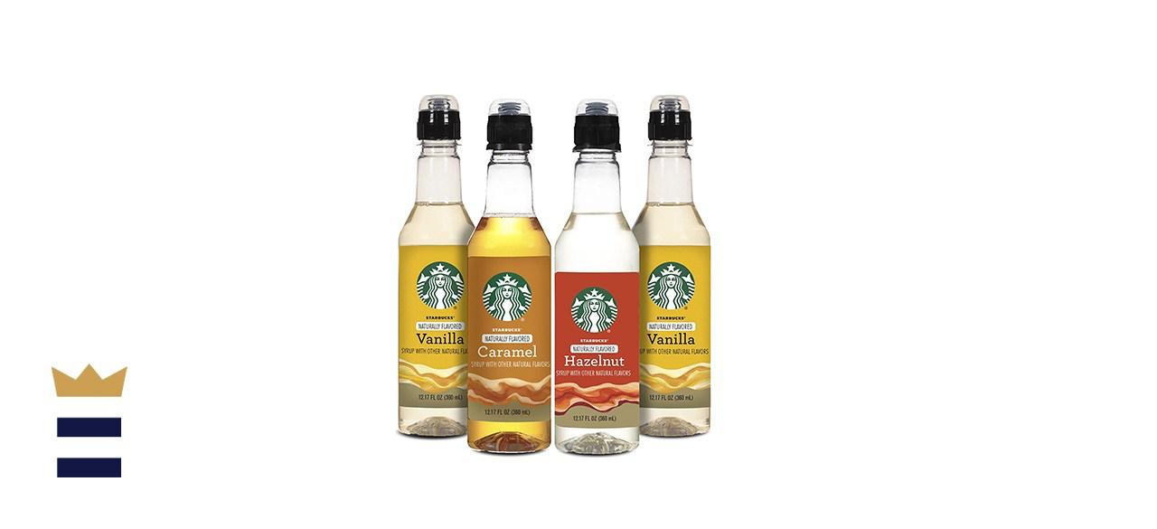 Starbucks Variety Syrup 4pk