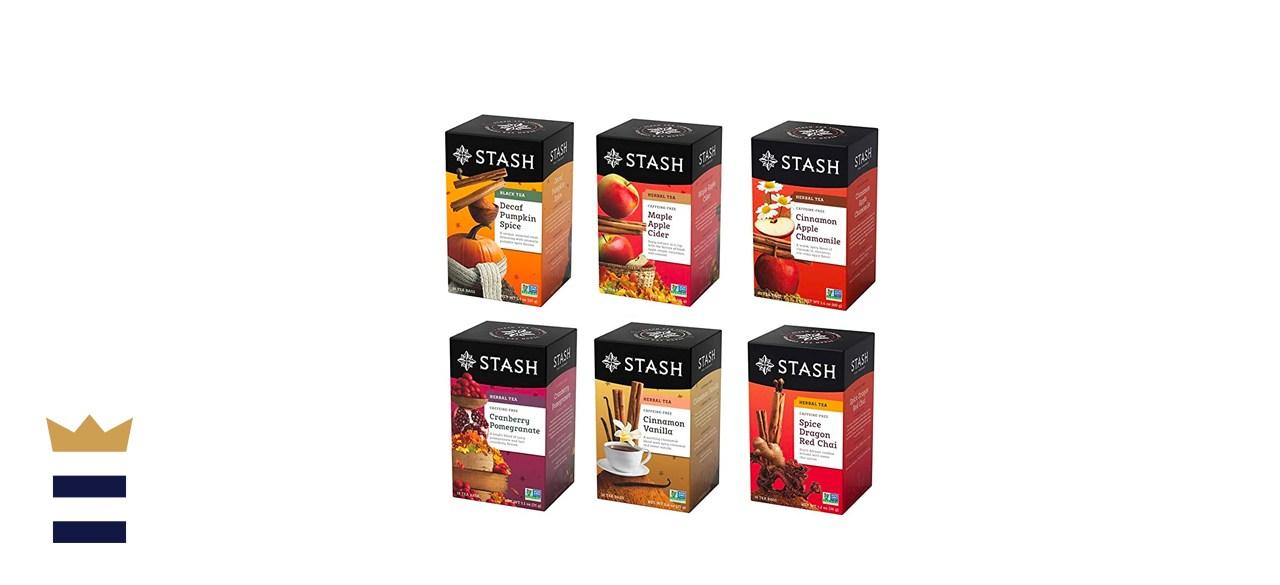 Stash Fall for Autumn Tea Sampler