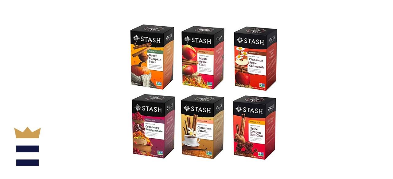 Stash Tea Fall for Autumn Team Sampler