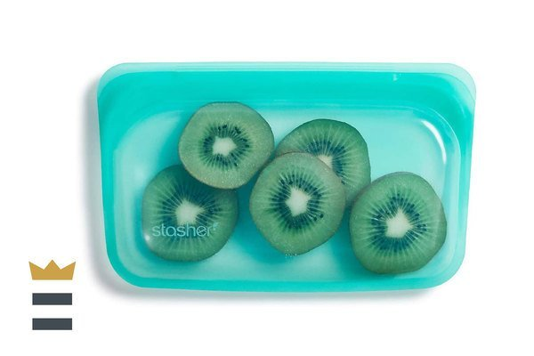 stasher reusable snack bags