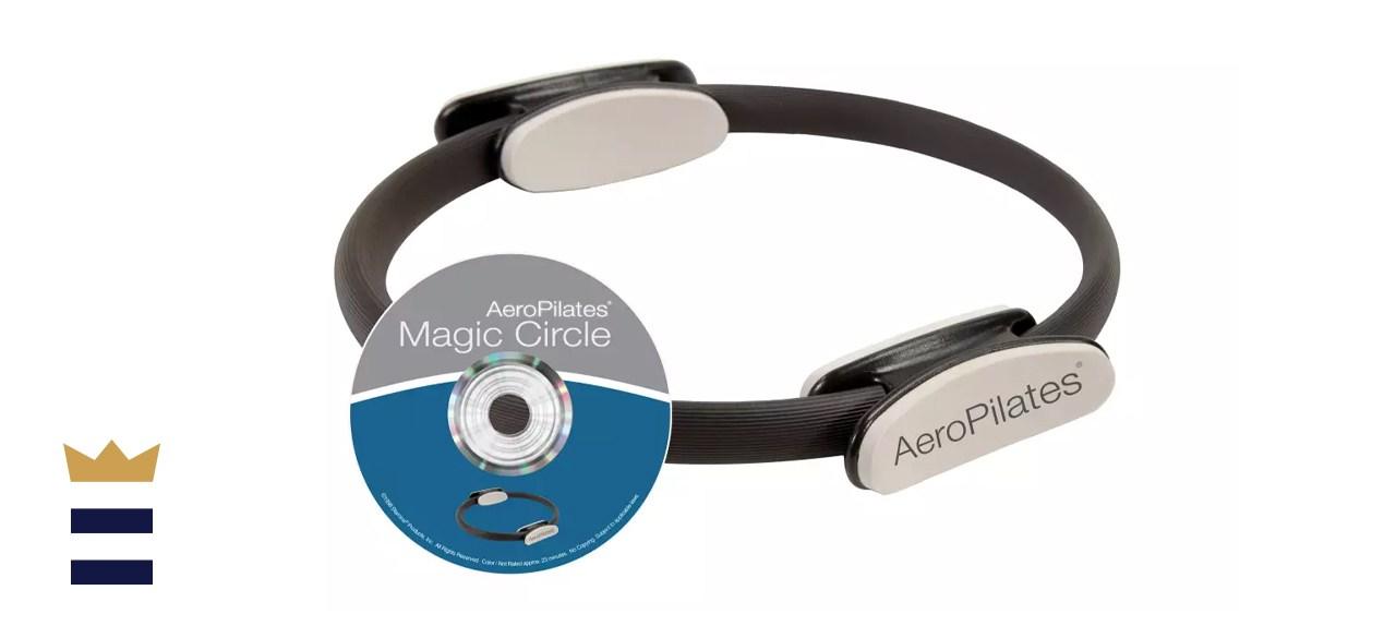 AeroPilates Magic Circle with DVD