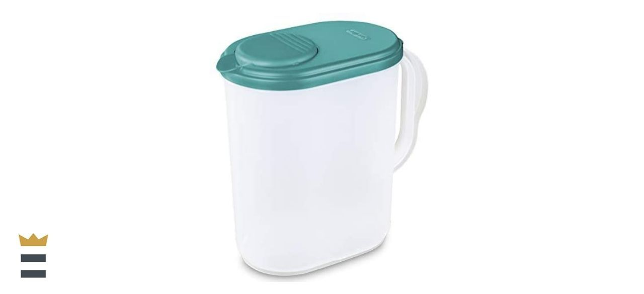 Sterilite Corp Ultra Seal 1 Gallon Pitcher