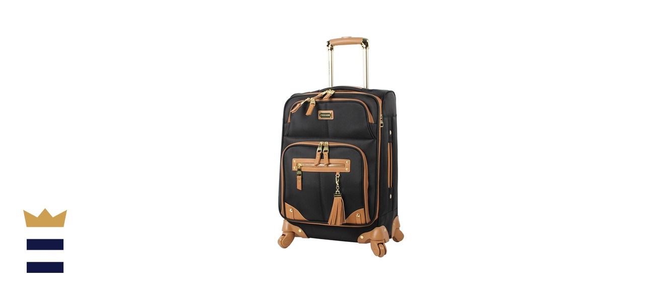 Steve Madden Designer 20-Inch Carry-On Luggage