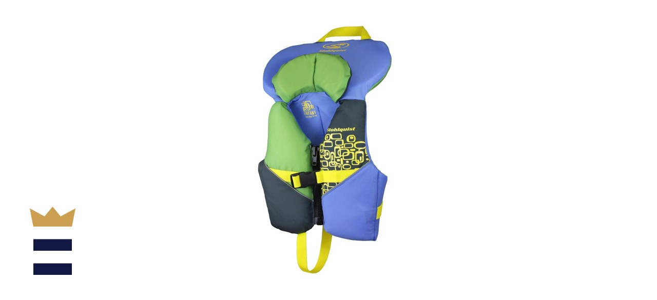 Stohlquist Coast Guard Approved Life Vest for Infants