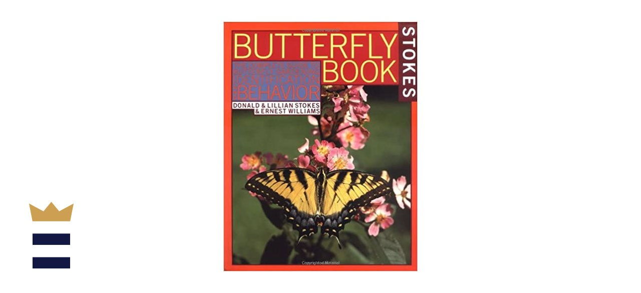 Stokes Butterfly Book: The Complete Guide to Butterfly Gardening, Identification and Behavior