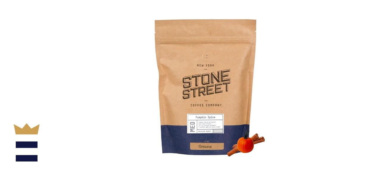 Stone Street Coffee Company Pumpkin Spice Flavored Ground Coffee