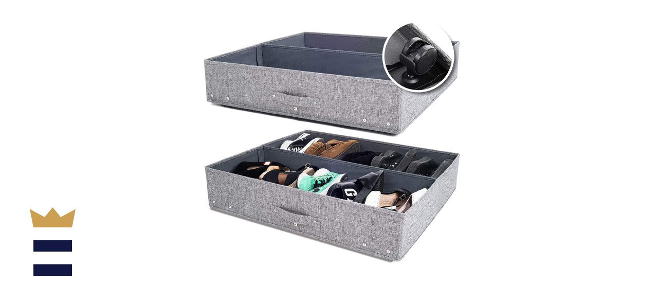 storageLAB Under Bed Storage with Wheels