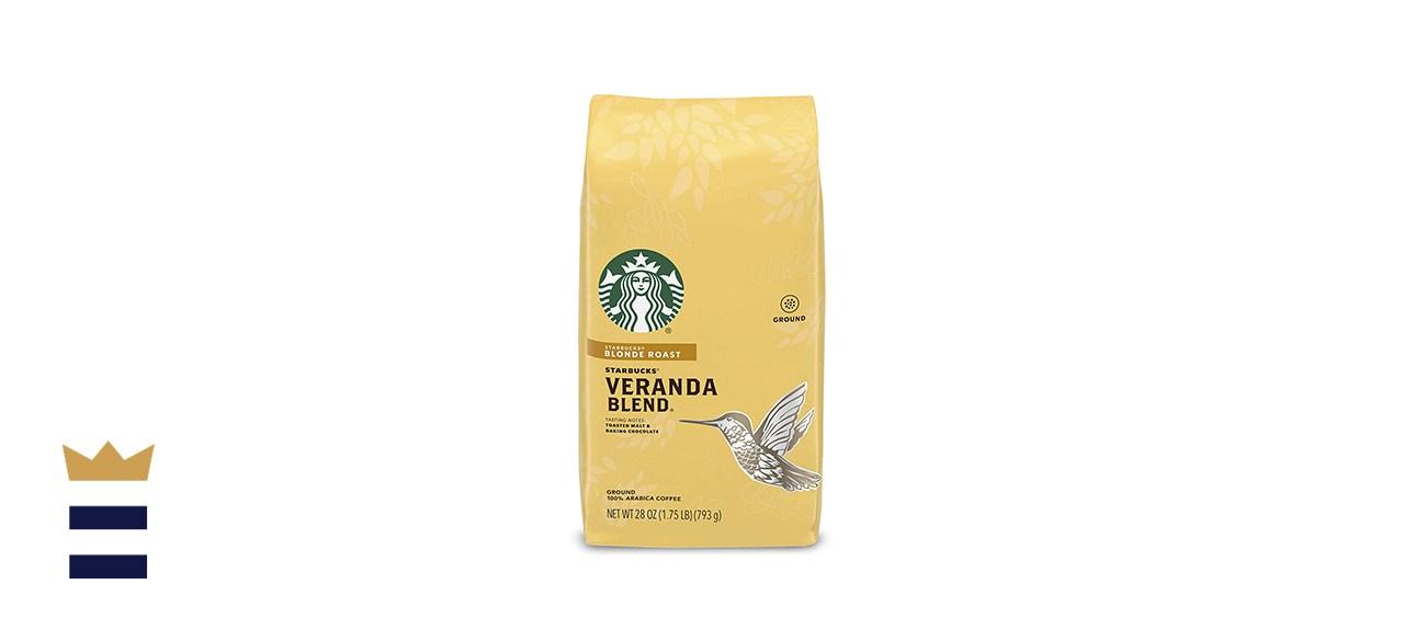 Starbucks Blonde Roast Ground Coffee