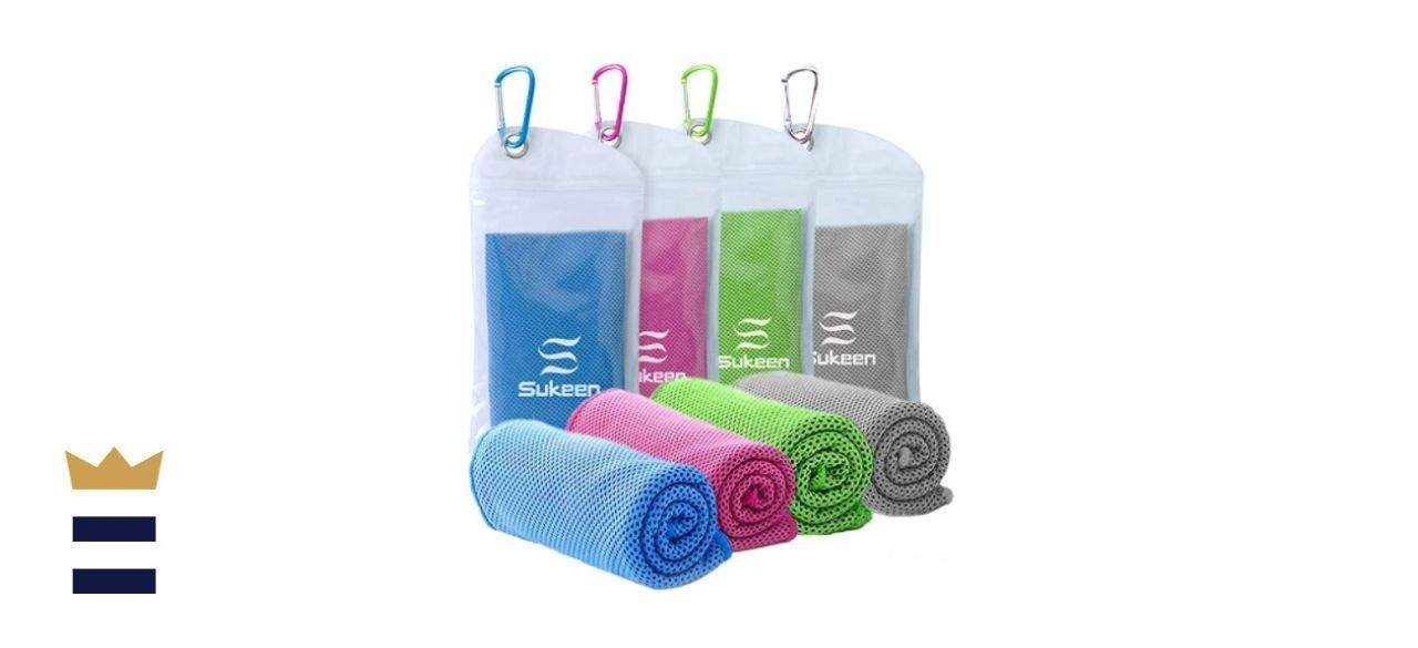 Sukeen Breathable Cooling Towels