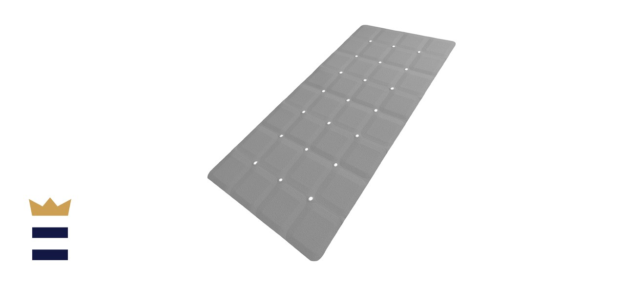 Sultan's Linens Foldable Nonslip Bath Mat