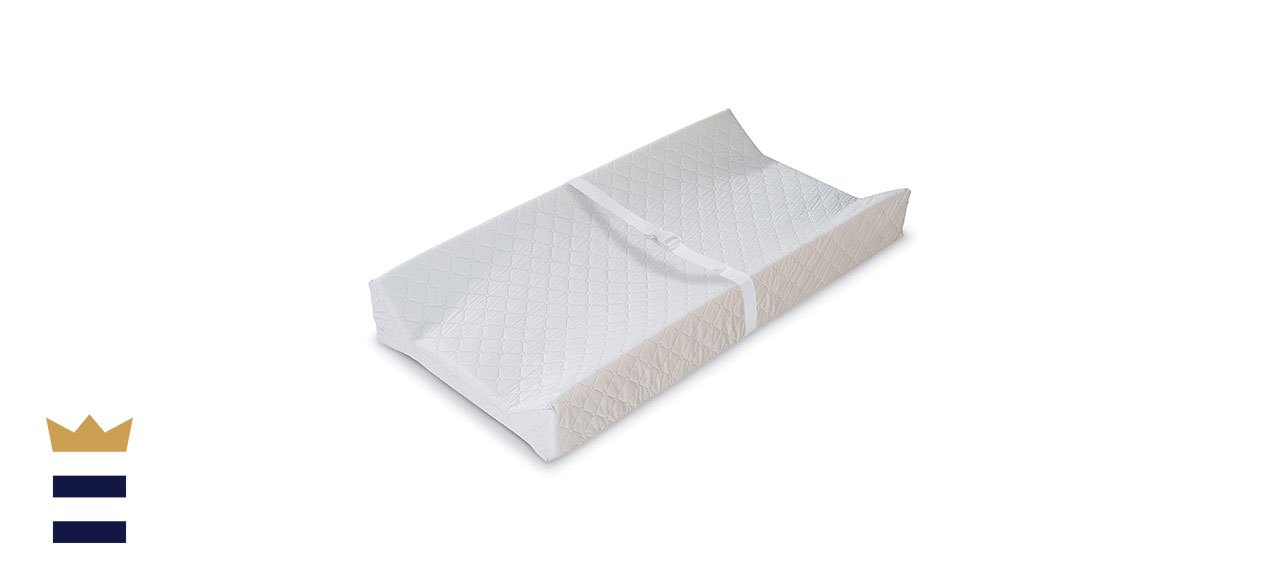 Summer Infant's Contoured Changing Pad
