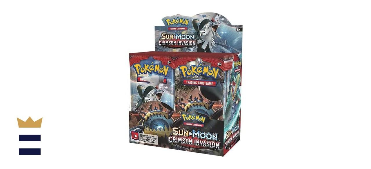 Pokémon Sun & Moon - Crimson Invasion
