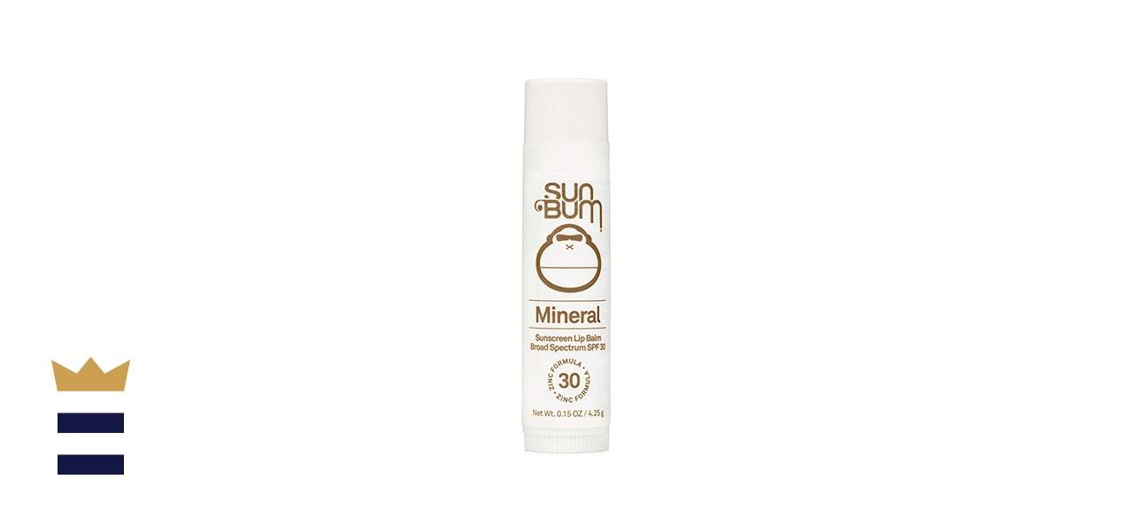 Sun Bum Mineral Sunscreen Lip Balm