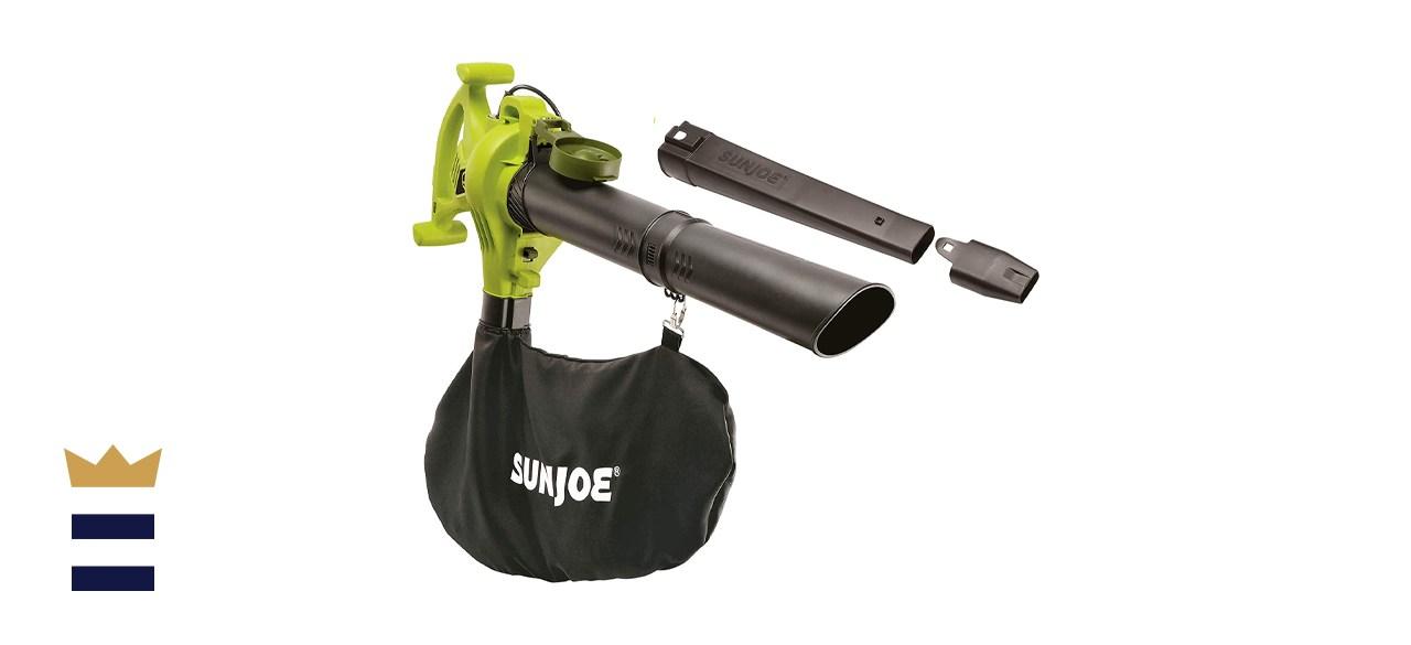 Sun Joe 3-in-1 Corded Electric Blower/Mulcher/Vacuum