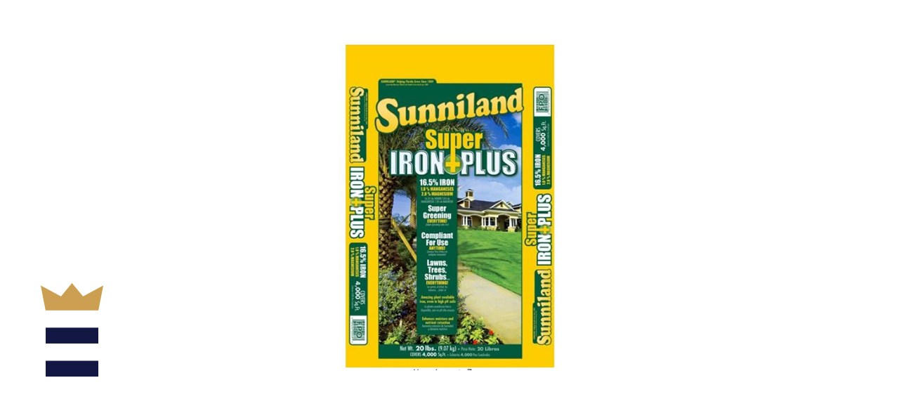 Sunniland Super Iron Plus