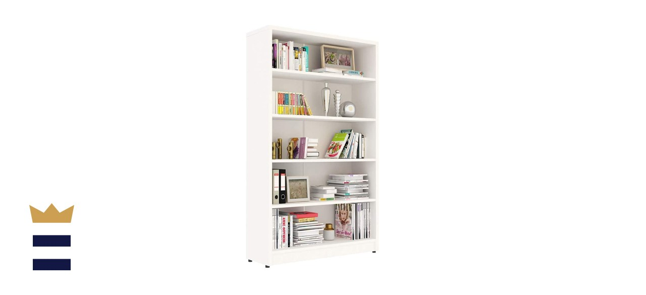 Sunon Collection Wood Bookcase