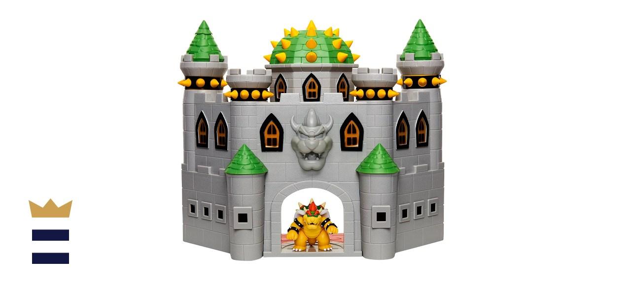 Super Mario Bowser Castle Playset