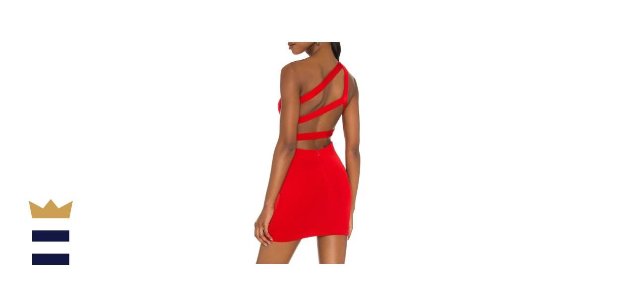 Superdown Davey Strappy Back Dress