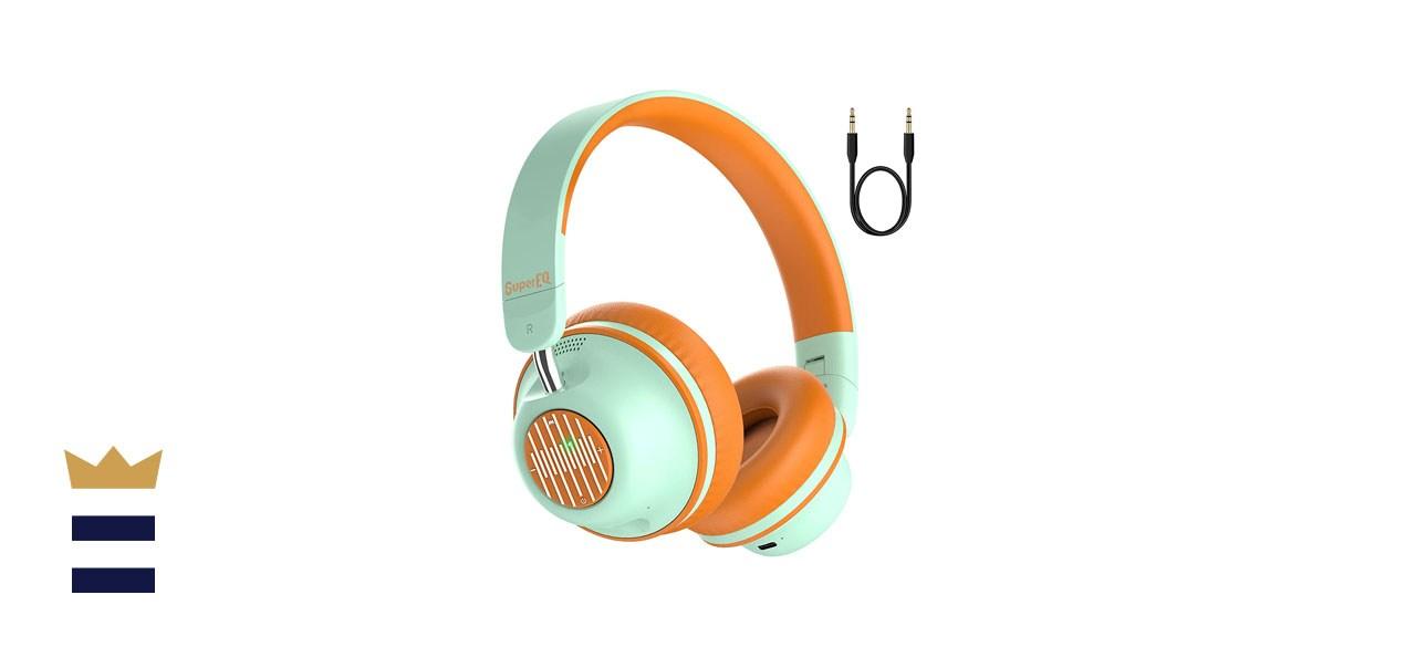 SuperEQ S2 Bluetooth Active Noise-canceling Headphones
