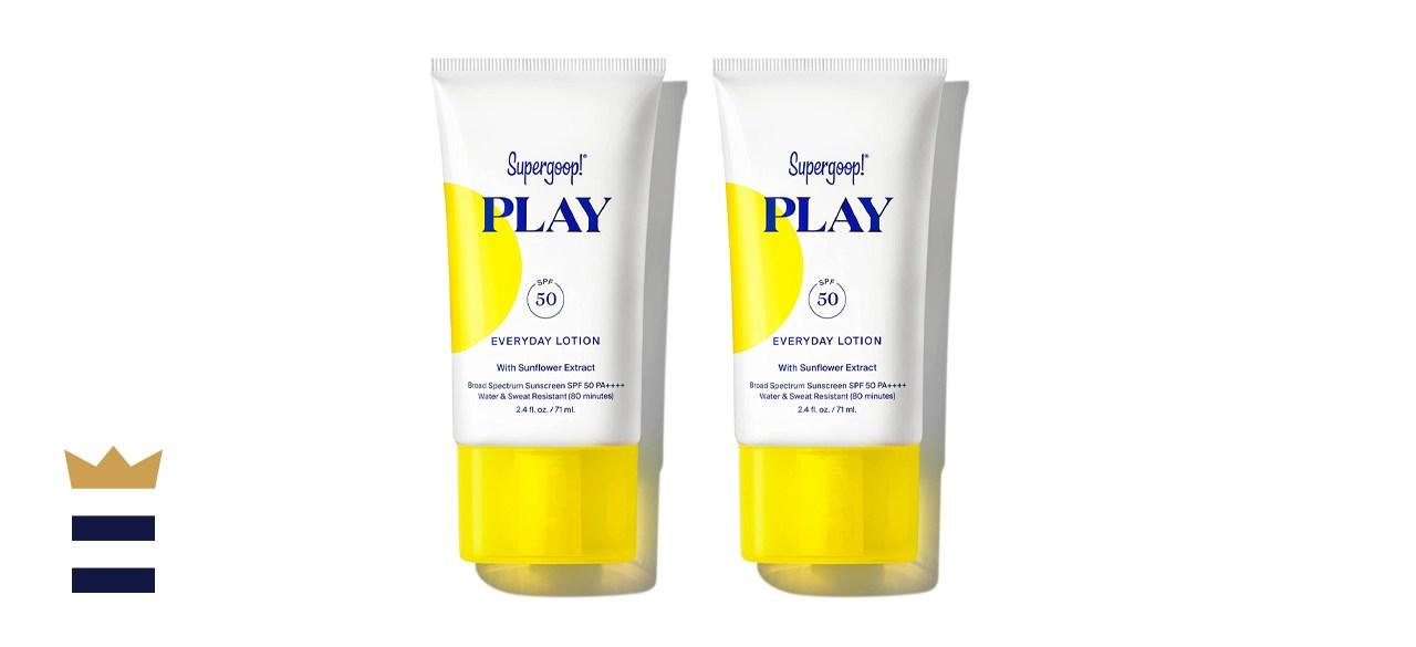 Supergoop Play Everyday SPF 50 Lotion, 2.4 fl. oz.