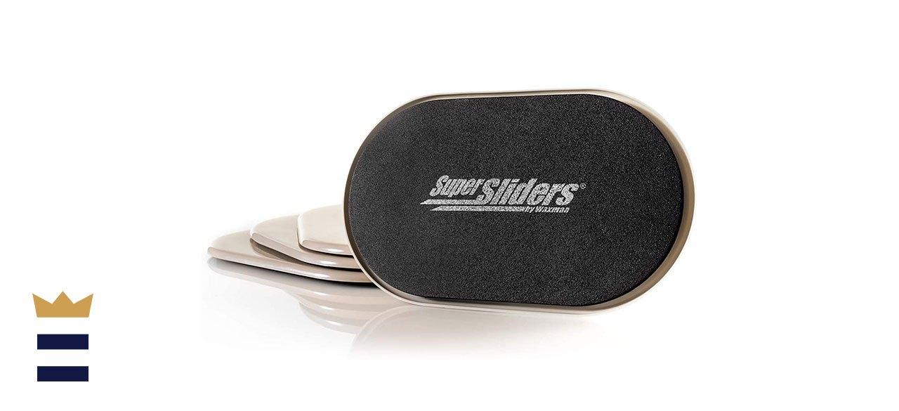 SuperSliders XL for Carpet, 4-Pack