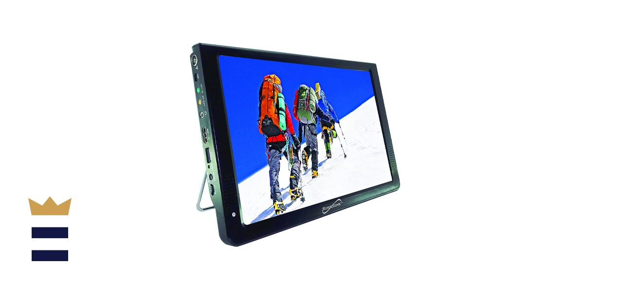 SuperSonic Portable Widescreen LCD