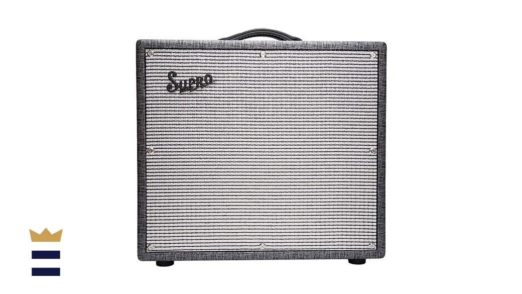 Supro 1695T Black Magick 25-Watt 1x12 Guitar Combo Tube Amplifier