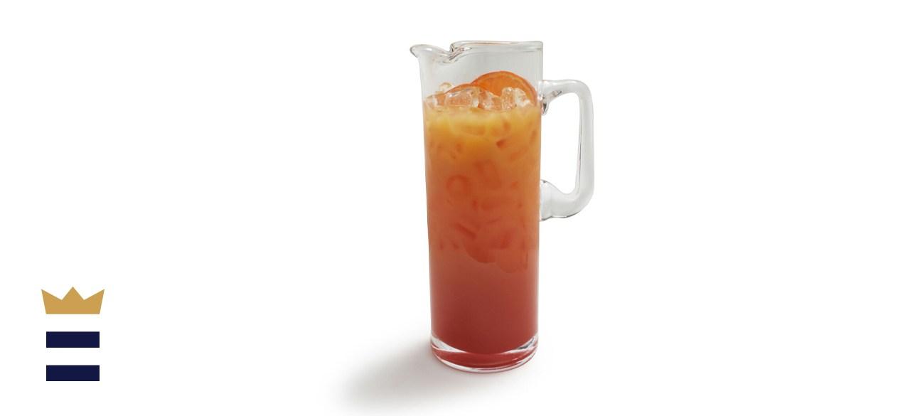 Sur La Table Glass Cocktail Pitcher