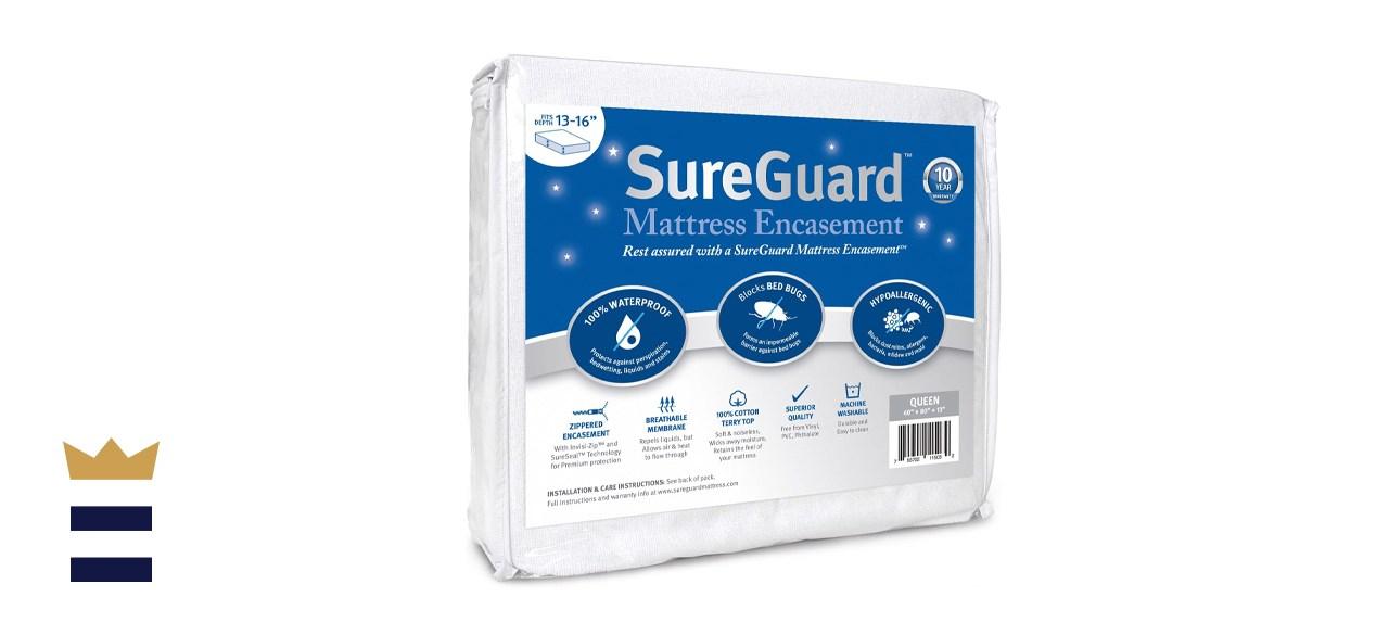 SureGuard Mattress Protectors SureGuard Mattress Encasement