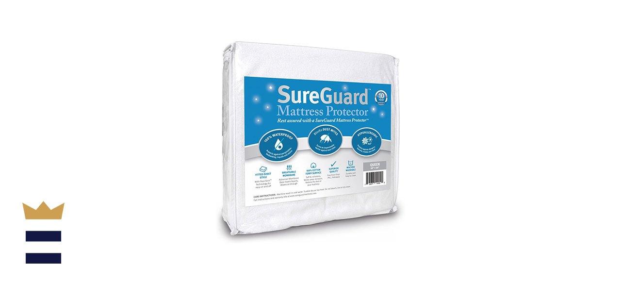 SureGuard's Mattress Protector
