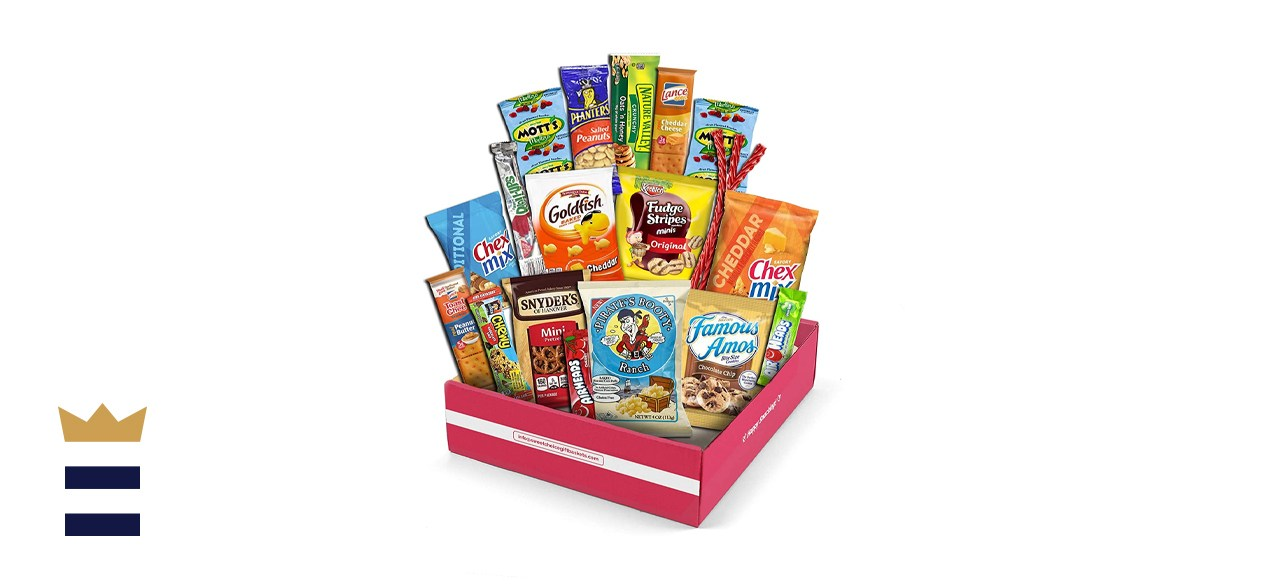 Sweet Choice Snack Box Variety Pack