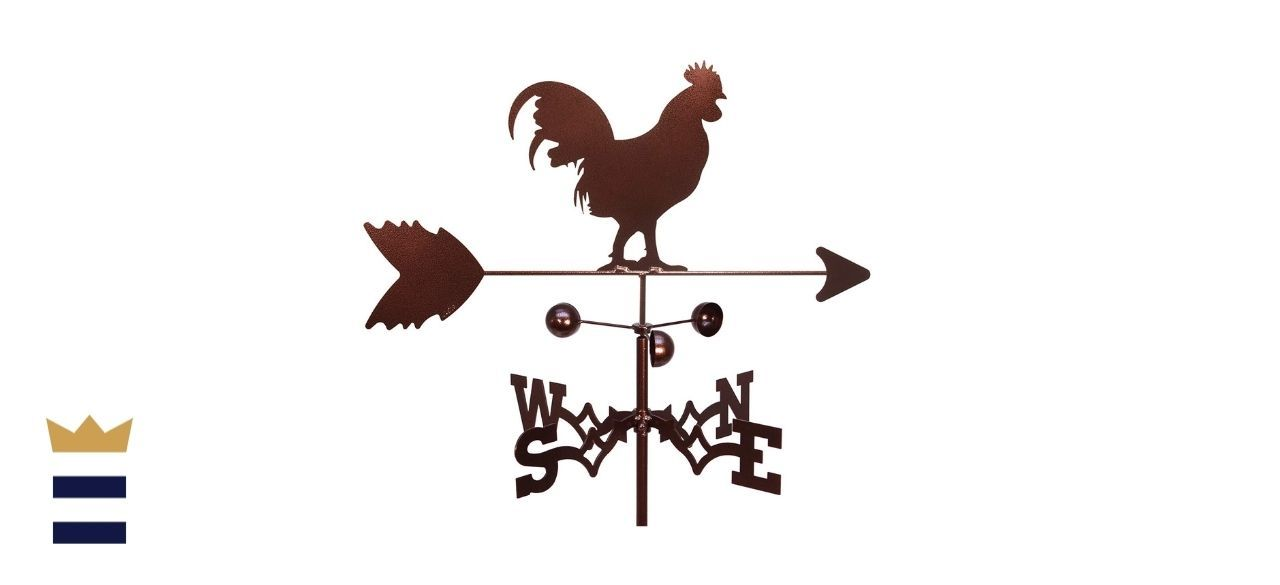 SWEN Products' Rooster Weathervane