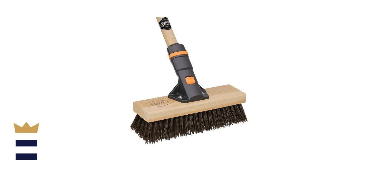 SWOPT Premium Rough Surface Deck Brush