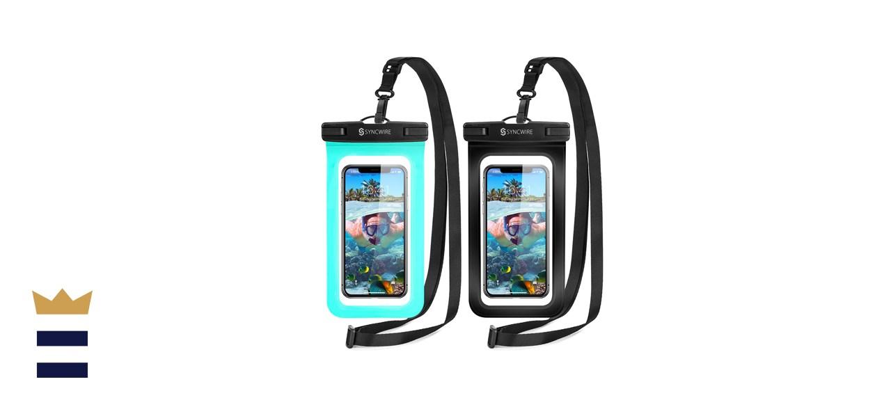 Syncwire Waterproof Phone Case Lanyard