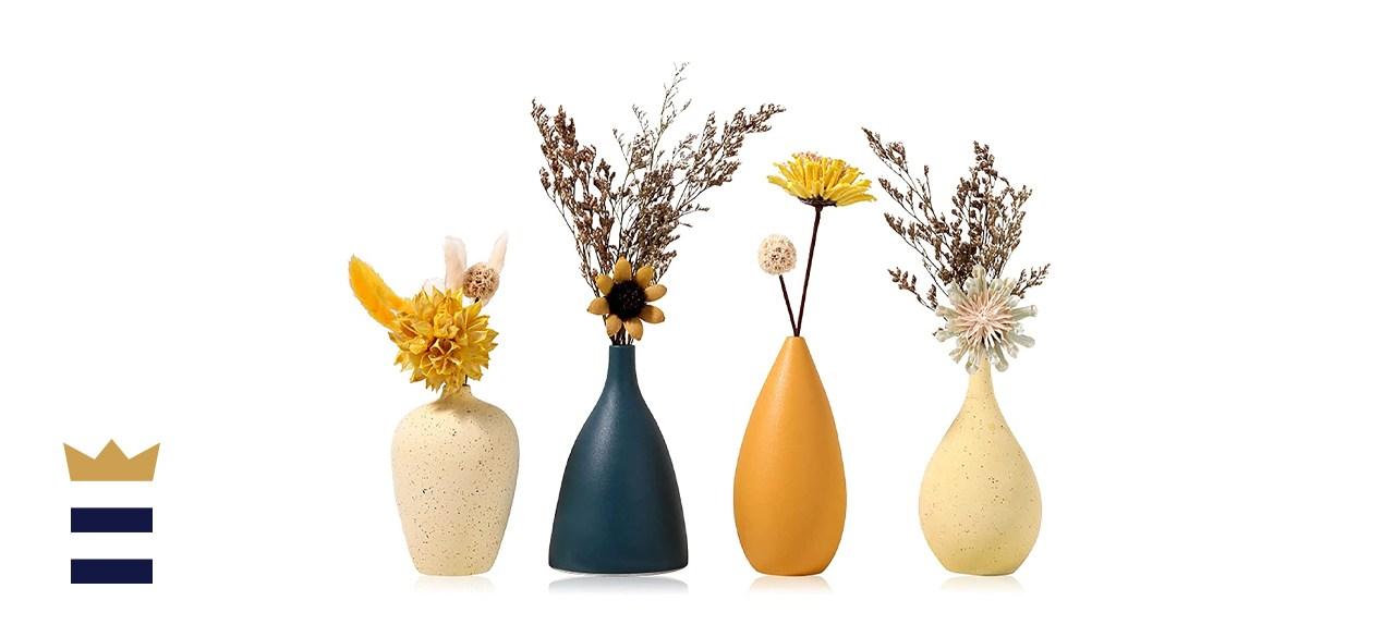 Sziqiqi Ceramic Farmtown Vases