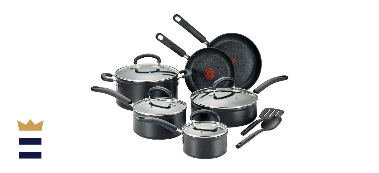 T-Fal Nonstick 12-Piece Cookware Set