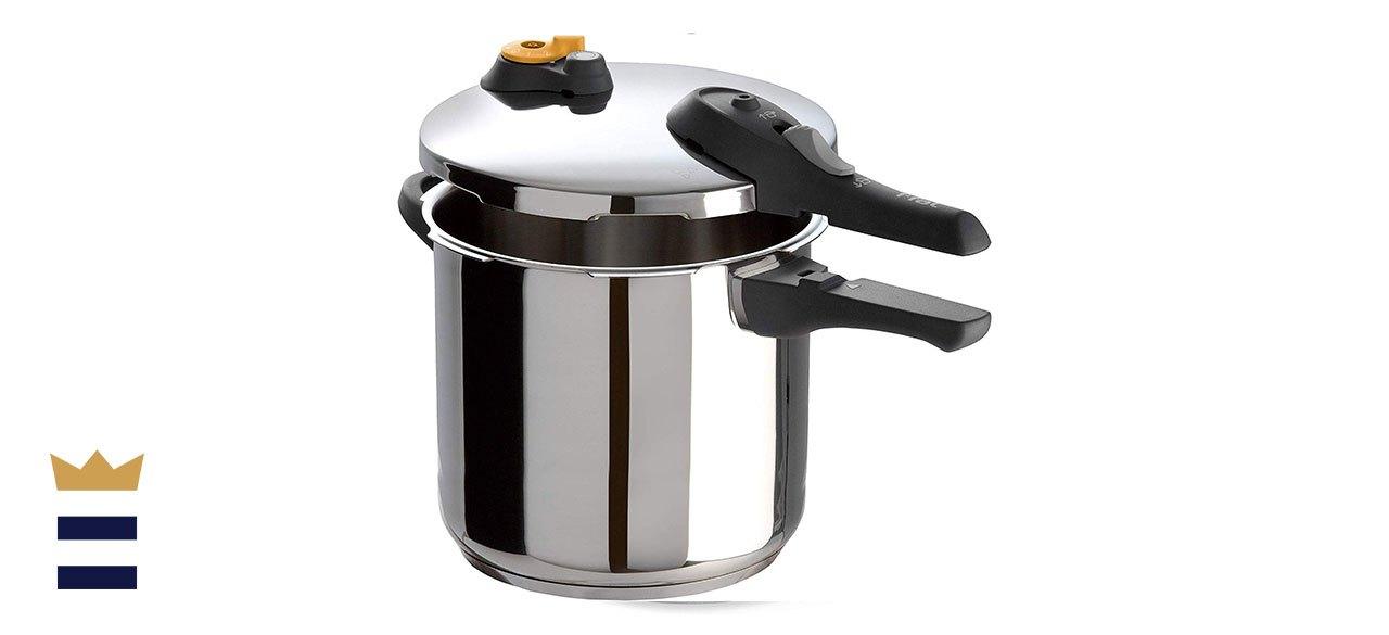 T-fal's 6.3-Quart Pressure Cooker