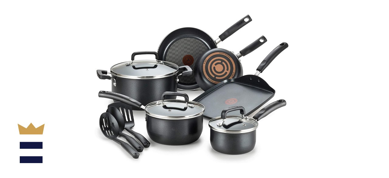 T-fal Signature Nonstick Expert Cookware Set