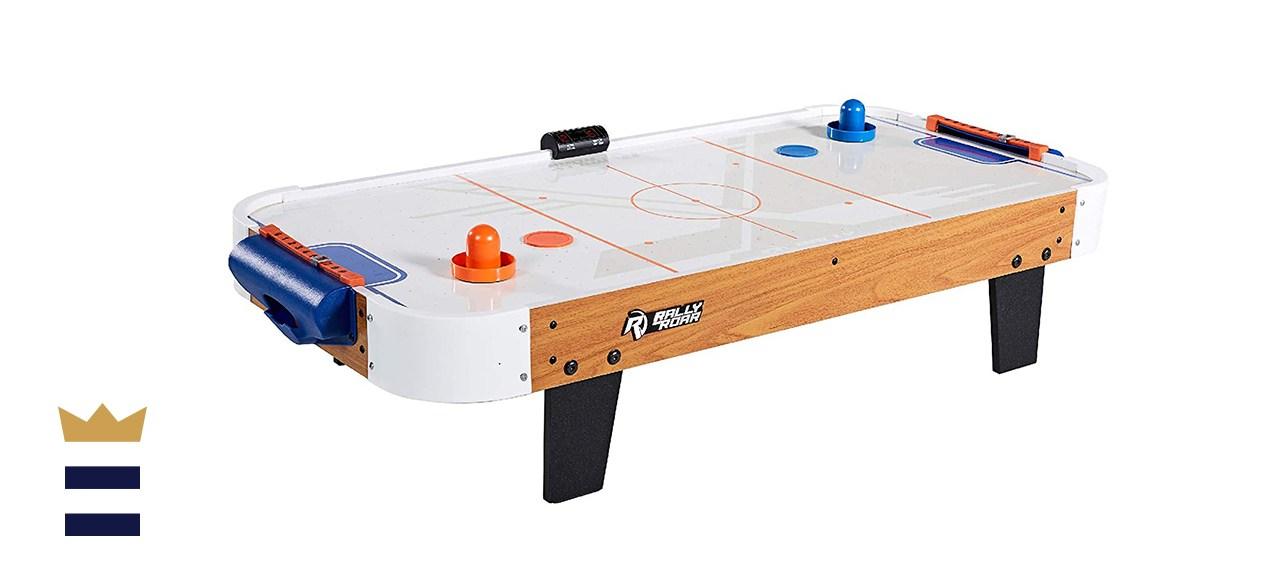 Rally and Roar Tabletop Air Hockey Table
