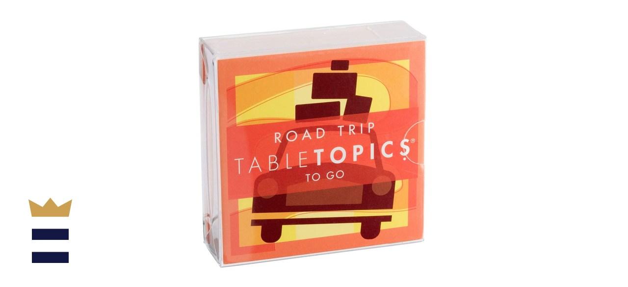 TableTopics to GO Road Trip