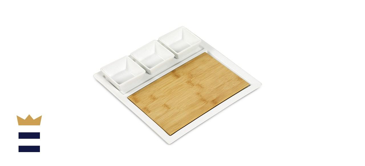Tabletops Unlimited Serving Set