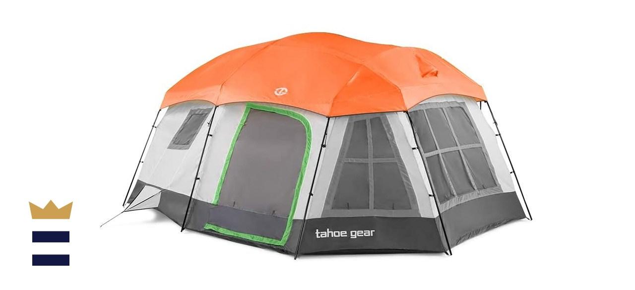 Tahoe Gear Ozark 3-Season Family Cabin Tent