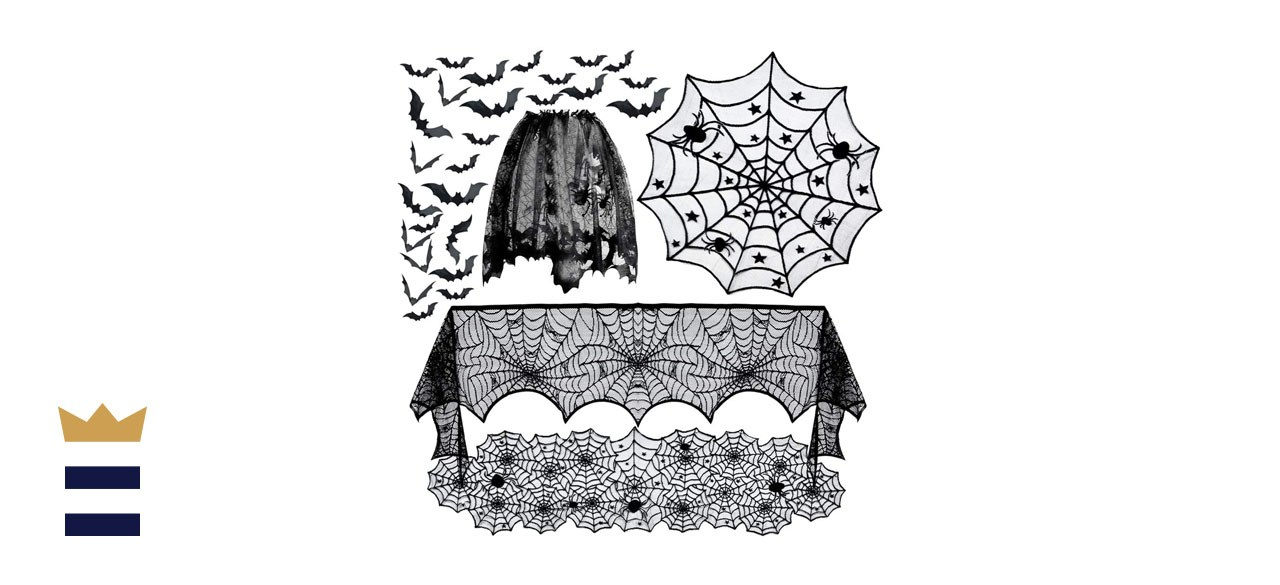 Tayfremn 5-Pack Halloween Decorations