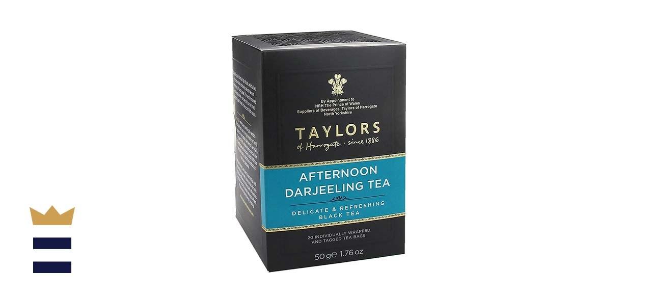 Taylors of Harrogate Afternoon Darjeeling Teabags