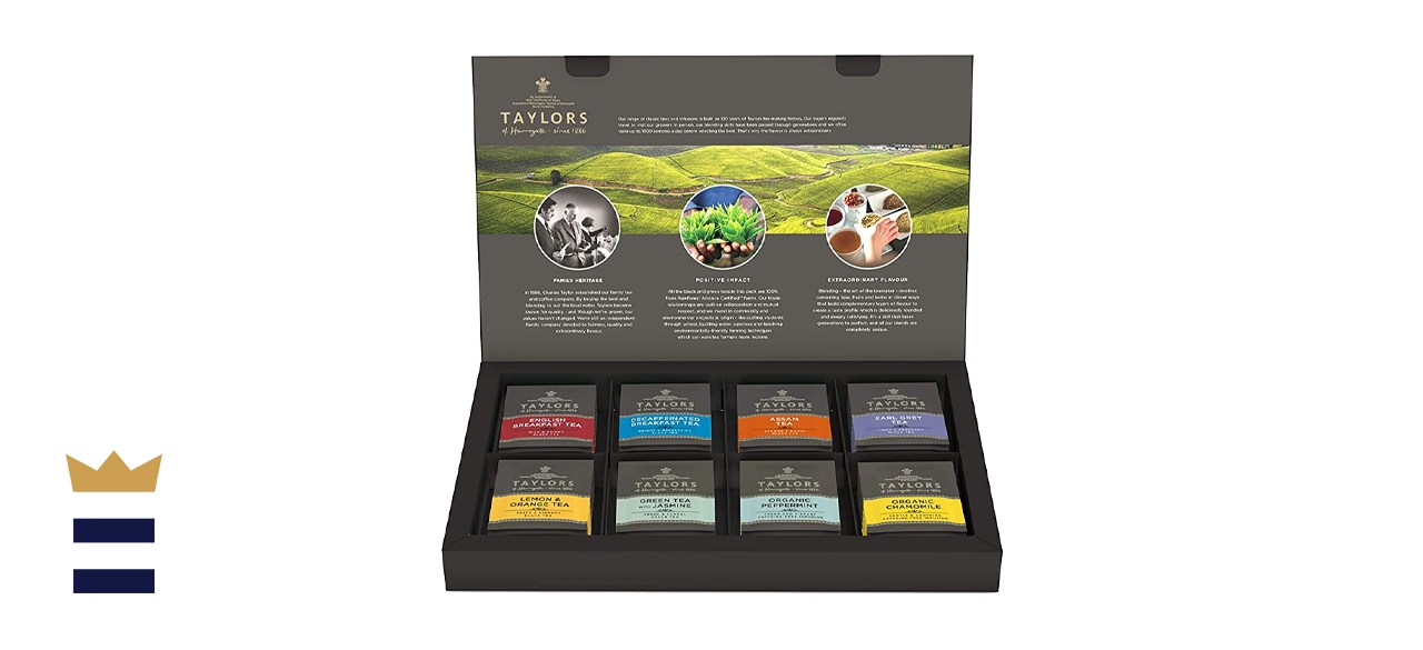Taylors of Harrogate Assorted Specialty Teas Box